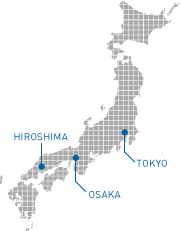 Maeda & Partners Location Map
